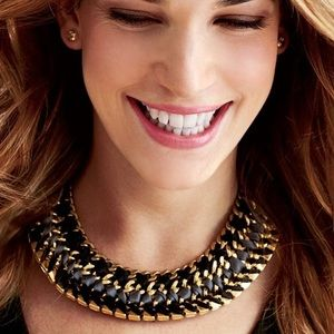 Stella and Dot Tempest necklace